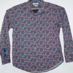 Robert Graham Exclusive Mens Julliard Floral Shirt